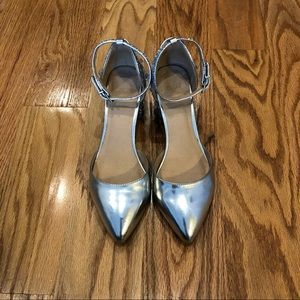 341c11900150 ASOS Shoes | Shooting Star Glitter Heel Pumps | Poshmark